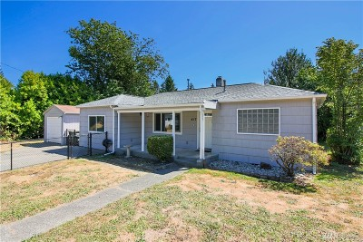 Thurston County Single Family Home For Sale: 417 Ferry St SW