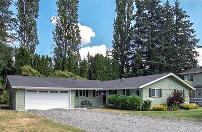 Snohomish Single Family Home Contingent: 13813 99th Ave SE