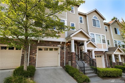 Woodinville Condo/Townhouse For Sale: 15503 134th Place NE #21B