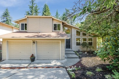 Maple Valley Single Family Home For Sale: 26306 222nd Ave SE