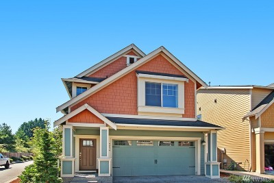 Condo/Townhouse Sold: 9234 1st St SE