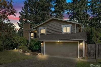 Kirkland Single Family Home For Sale: 8306 NE 120th St