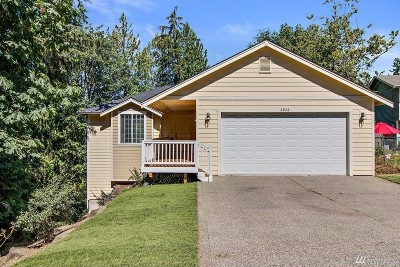 Port Orchard Single Family Home For Sale: 6826 E. Cascade Dr