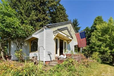 Lake Stevens Single Family Home For Sale: 11603 N Lakeshore Dr
