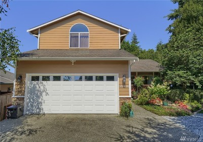 Stanwood Single Family Home For Sale: 27710 78th Ave NW