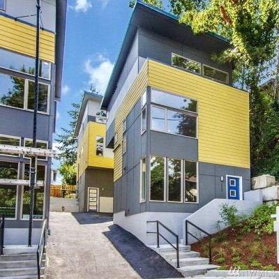 Seattle Single Family Home For Sale: 3907 S Brandon St