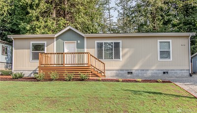 Ferndale Single Family Home Pending BU Requested: 3630 Galiano Dr