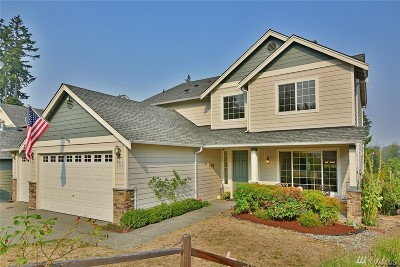 Lynnwood Single Family Home For Sale: 320 150th St SE