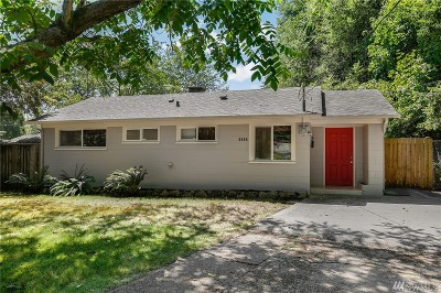 Mountlake Terrace Single Family Home For Sale: 6006 225th Place SW