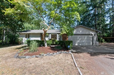Gig Harbor Single Family Home For Sale: 13715 98th Av Ct NW