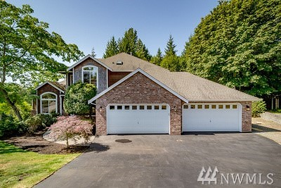 Snohomish Single Family Home For Sale: 8602 184th Dr SE