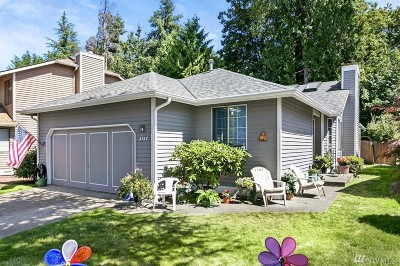 Renton Single Family Home For Sale: 2137 SE 8th Place