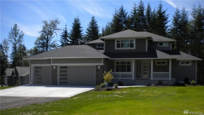 Snohomish Single Family Home Contingent: 18620 55th St SE #07