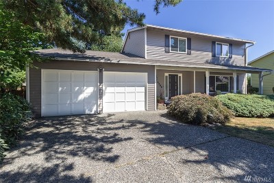 Bellevue Single Family Home For Sale: 6500 126th Ave SE