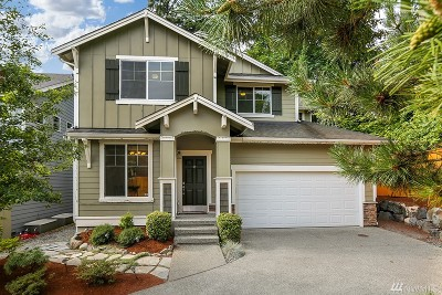Woodinville Single Family Home For Sale: 12849 NE 197th Place