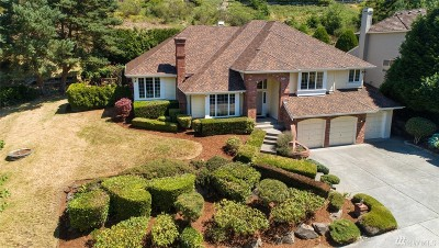 Mukilteo Single Family Home For Sale: 6031 Bayview Drive