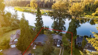 Monroe Single Family Home For Sale: 26015 166th St SE