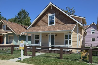 Carnation, Duvall, Fall City Single Family Home For Sale: 4110 McKinley Ave