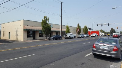 Moses Lake Commercial For Sale: 123 E Broadway Ave
