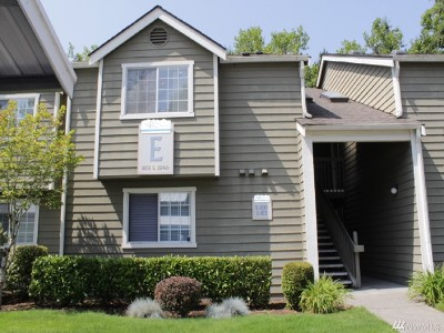 Federal Way Condo/Townhouse For Sale: 1808 S 284th Lane #E-203