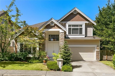 Newcastle Single Family Home For Sale: 7319 138th Ave SE
