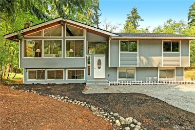 Stanwood Single Family Home For Sale: 17820 64th Dr NW