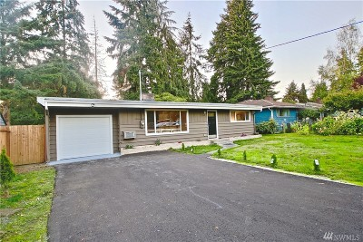 Edmonds Single Family Home For Sale: 23418 78th Ave W