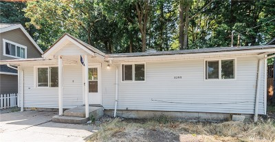 Single Family Home For Sale: 8299 Fawn Crescent Rd