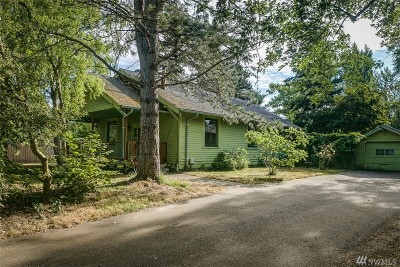 Single Family Home For Sale: 4168 Aldrich Rd