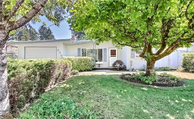 Fircrest Single Family Home For Sale: 409 Contra Costa Ave