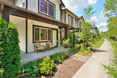 Redmond Single Family Home For Sale: 10260 NE 157th Place #101