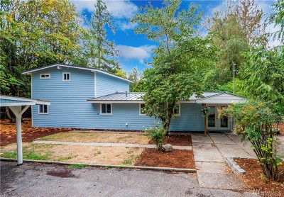 Gig Harbor Single Family Home For Sale: 13202 Goodnough Dr NW