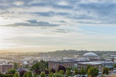 Tacoma Condo/Townhouse For Sale: 1501 Tacoma Ave S #311
