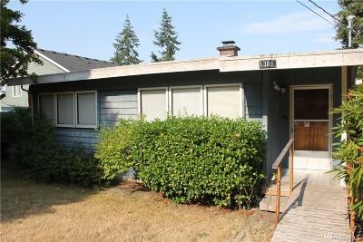 Renton Single Family Home For Sale: 1309 Monroe Ave NE