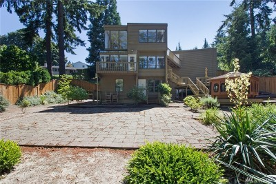Bellevue Single Family Home For Sale: 4813 153rd Ave SE