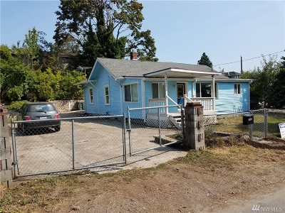 Seattle Single Family Home For Sale: 4706 S Rose St