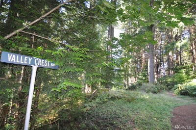 Bellingham WA Residential Lots & Land For Sale: $58,000