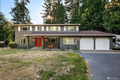 Woodinville Single Family Home For Sale: 19903 182nd Ave NE