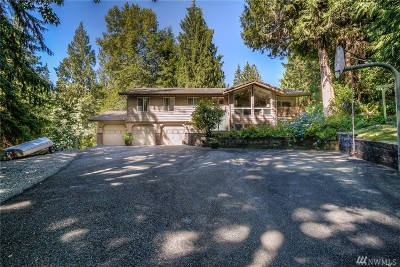 Woodinville Single Family Home For Sale: 21743 NE 176th Place