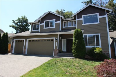 Lynnwood Single Family Home For Sale: 424 197th Place SW