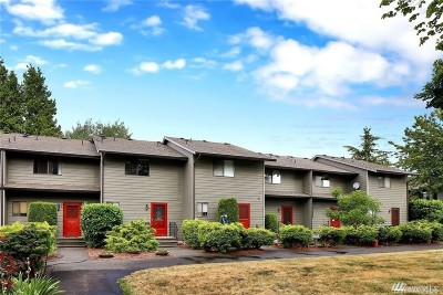 Blaine Condo/Townhouse For Sale: 7650 Birch Bay Dr #W7