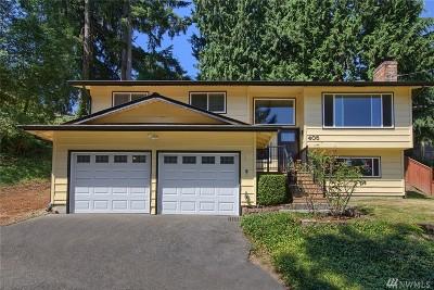 Shoreline Single Family Home For Sale: 405 N 180th St