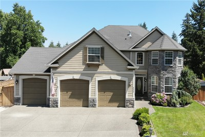 Lake Tapps WA Single Family Home For Sale: $720,000