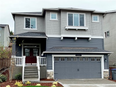 Maple Valley Single Family Home For Sale: 22823 SE 262nd Ct #17