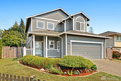 Snohomish Single Family Home For Sale: 4607 137th St SE