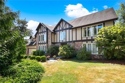 Auburn Single Family Home For Sale: 13405 SE 292nd St