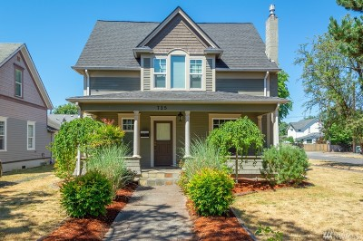 Single Family Home Sold: 725 F St