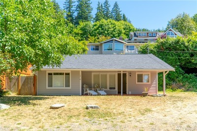 Edmonds Single Family Home For Sale: 1410 Olympic Ave