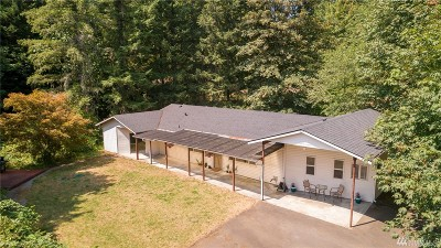 Maple Valley Single Family Home Contingent: 25627 SE 192nd St