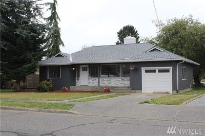 Mount Vernon Single Family Home For Sale: 1415 Douglas St